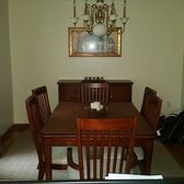 Photo Of Sawmill Furniture Marshalls Creek Pa United States Dining Room Table