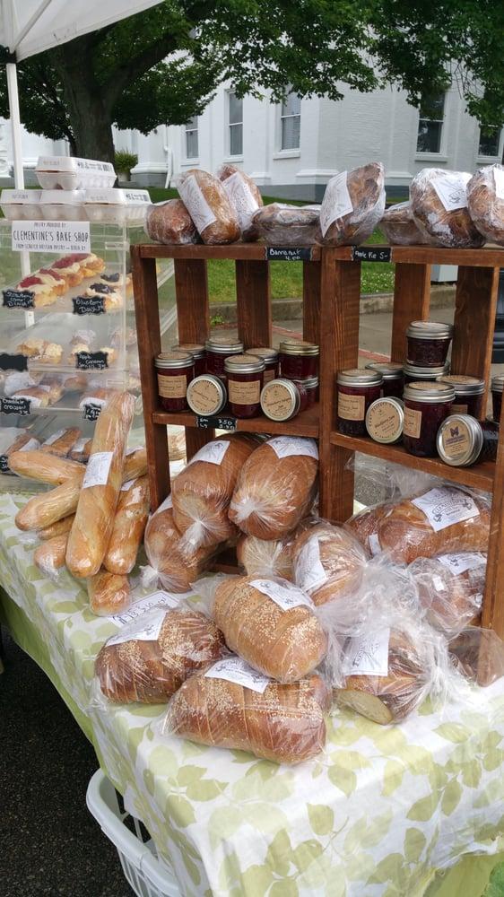 Downtown Richmond Farmers Market: 100 N 1st St, Richmond, KY