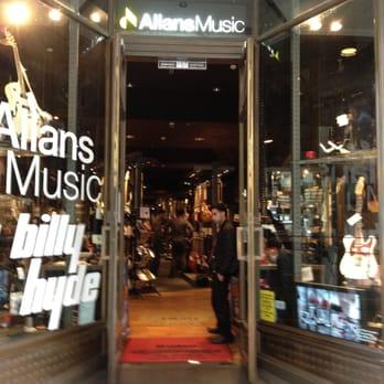Allans Music - CLOSED - Musical Instruments & Teachers - 108