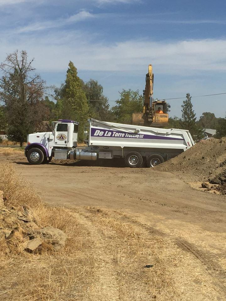 De La Torre Trucking: 8338 Tubbs Rd, Winters, CA