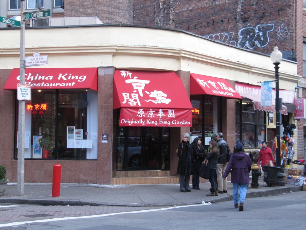 Chinese Restaurants Open On Thanksgiving  Near Me