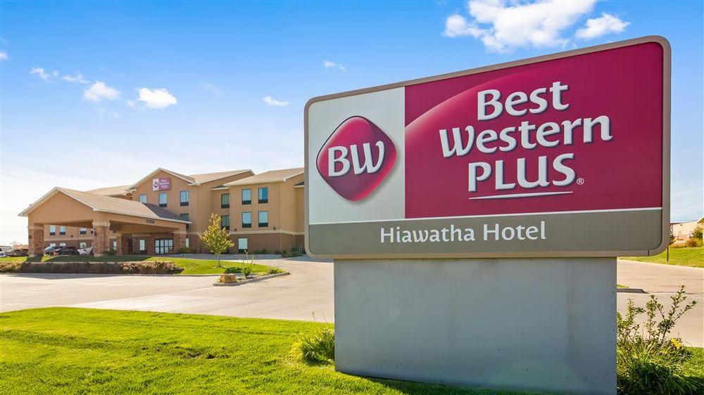 Best Western Plus Hiawatha Hotel: 119 E Lodge St, Hiawatha, KS