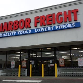 Harbor freight tacoma washington