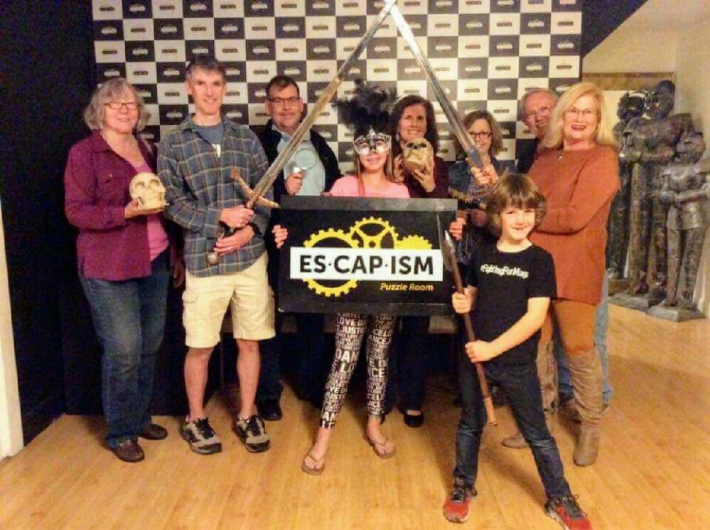 Photo of Escapism Puzzle Room: San Diego, CA