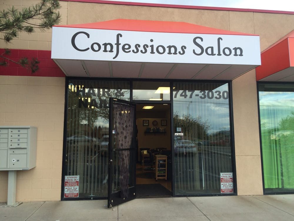 Confessions salon hairdressers 1325 w 7th st reno nv for 7th street salon