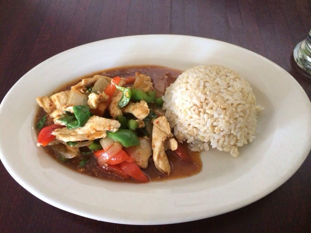 Siam Kitchen Thai Cuisine Menu