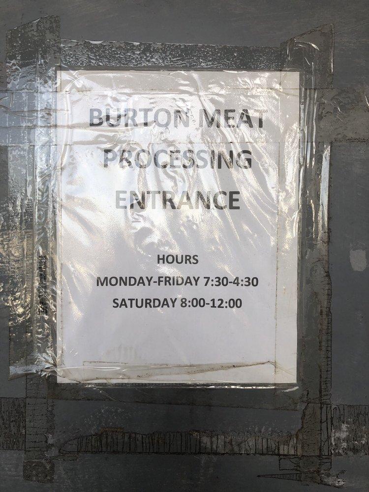 M K Meat Processing: 1120 Navasota St, Burton, TX