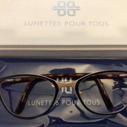 Lunettes Pour Tous - 12 photos   12 avis - Lunettes   Opticien - 3 ... 9de7a47bd6d8