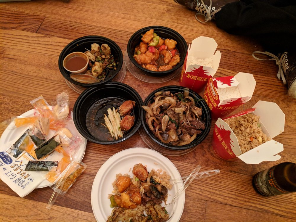 Food from Beijing On Grove
