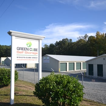 Charming Photo Of Green Cube Self Storage   Chapel Hill, NC, United States