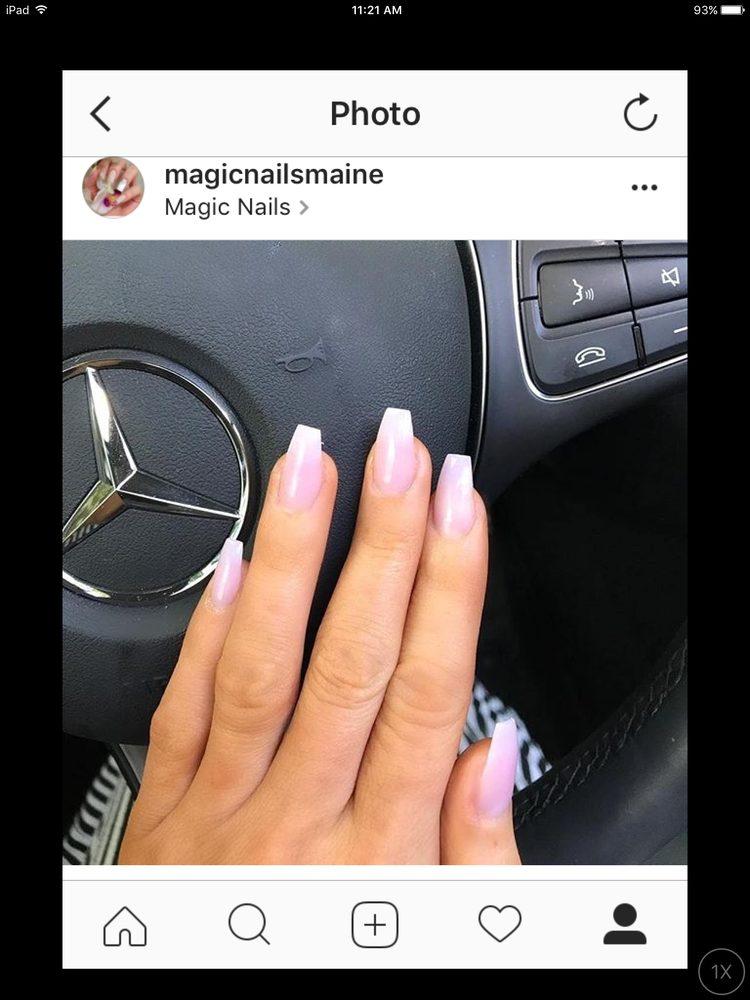 Magic Nails - 49 Photos & 54 Reviews - Nail Salons - 449 Forest Ave ...