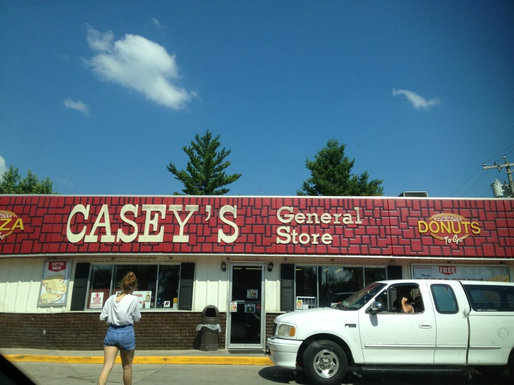 Caseys Carry Out Pizza: 502 Market St, Delmar, IA