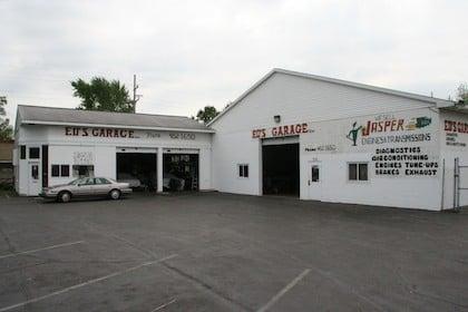 Ed s garage r paration auto 386 s ford blvd ypsilanti for Garage boulevard de l automobile sartrouville
