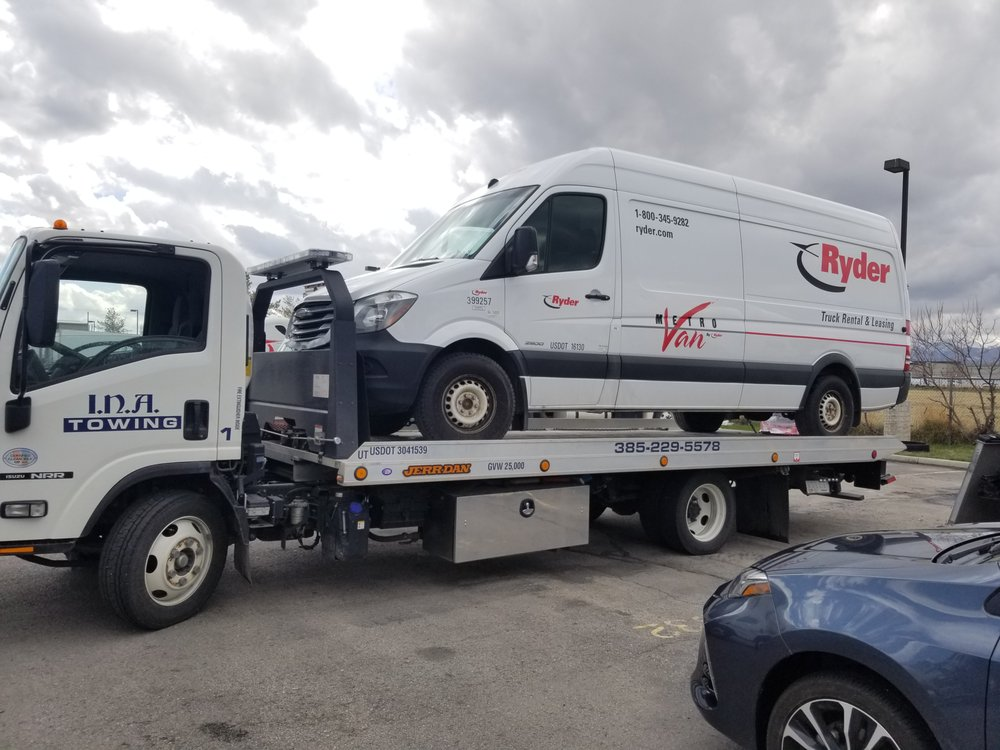INA Towing: Salt Lake City, UT