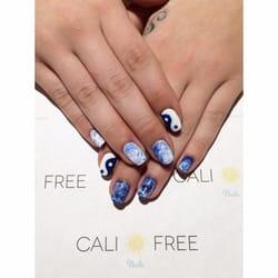 Photo Of Cali Free Nails Manhattan Beach Ca United States Gel On