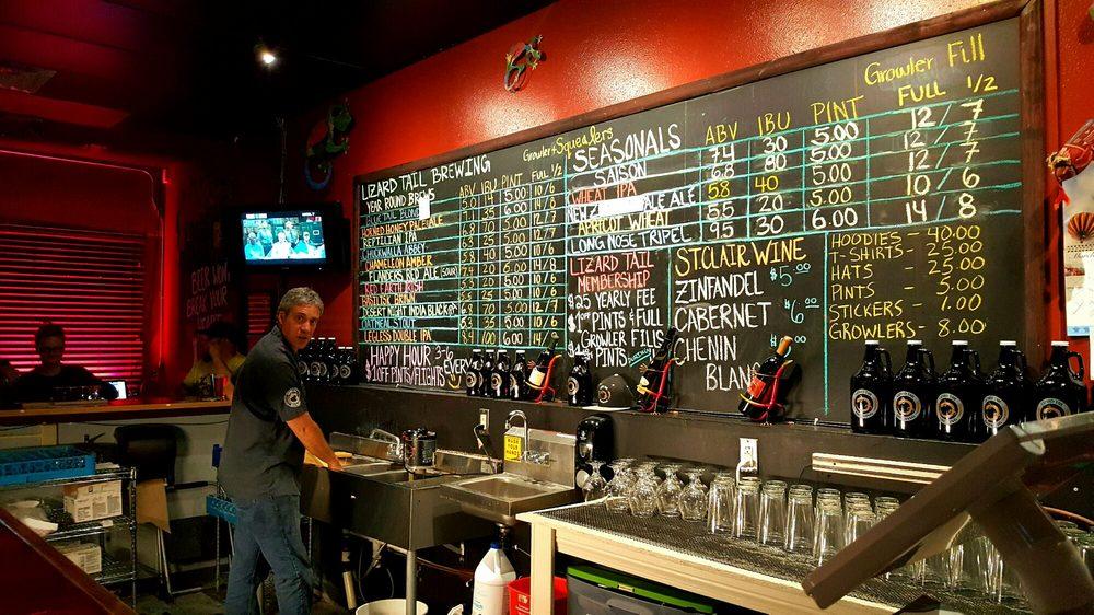 Lizard Tail Brewing: 9800 Montgomery Blvd NE, Albuquerque, NM