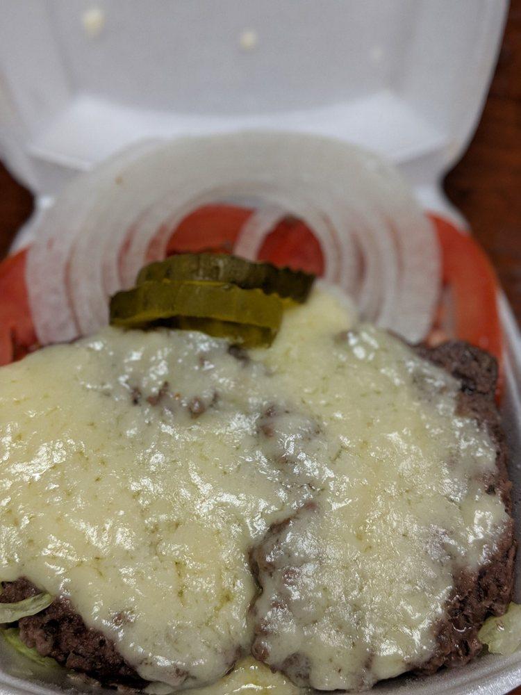 K LaMay's Steamed Cheeseburgers: 690 E Main St, Meriden, CT