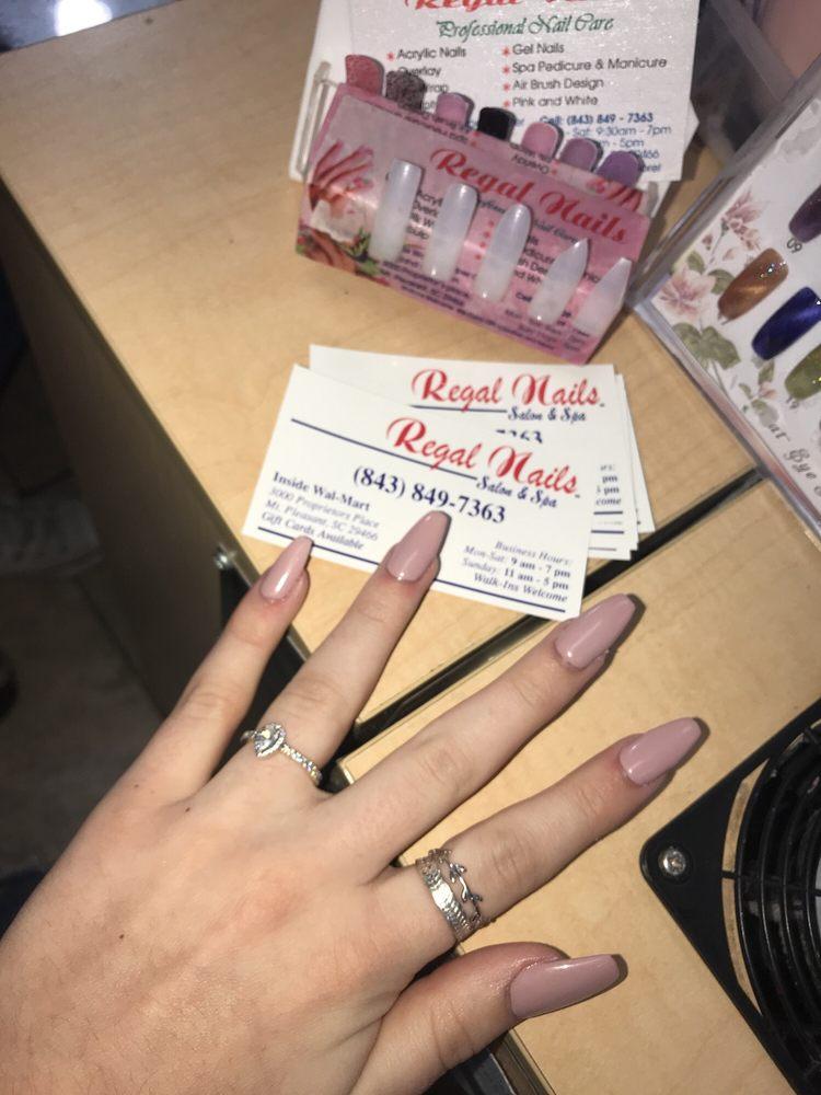 Regal Nail Salon: 3000 Proprietors Pl, Mount Pleasant, SC