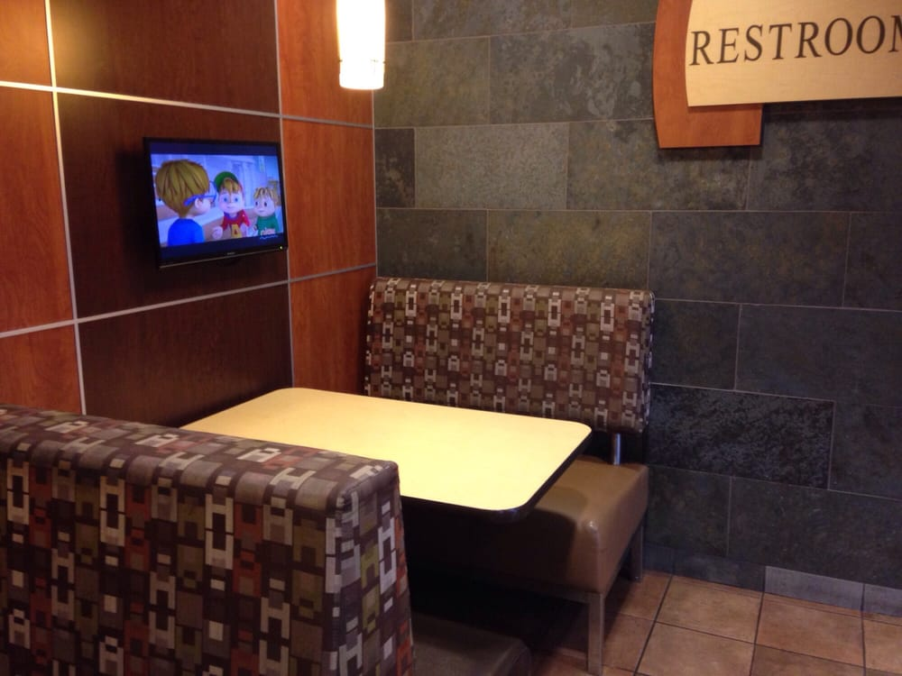 McDonald's: 50656 Radcliffe St, Osseo, WI