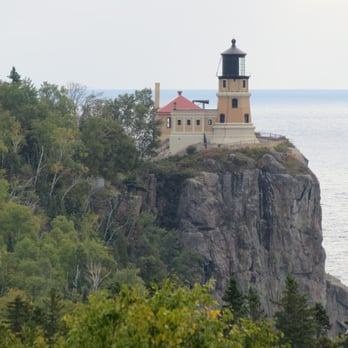 Photo of Split Rock Lighthouse State Park - Two Harbors MN United States. : split rock lighthouse lighting - azcodes.com