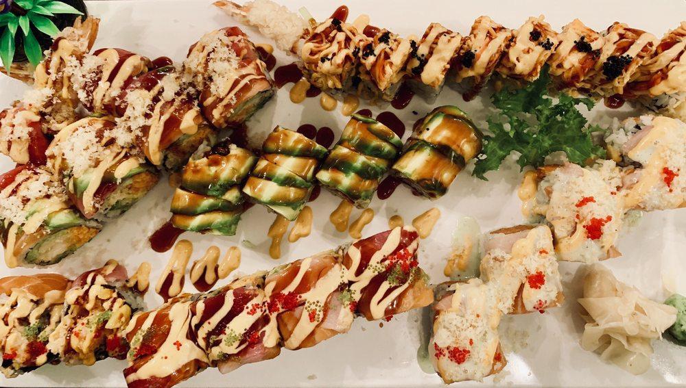 Zuki Sushi House: 899 E Aurora Rd, Macedonia, OH