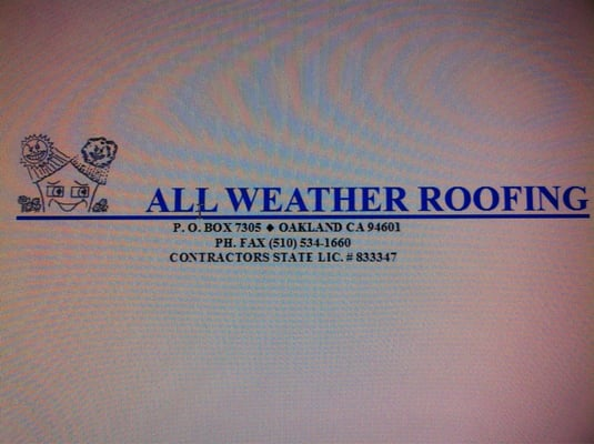 Photo For Hans U0026 Gunter All Weather Roofing