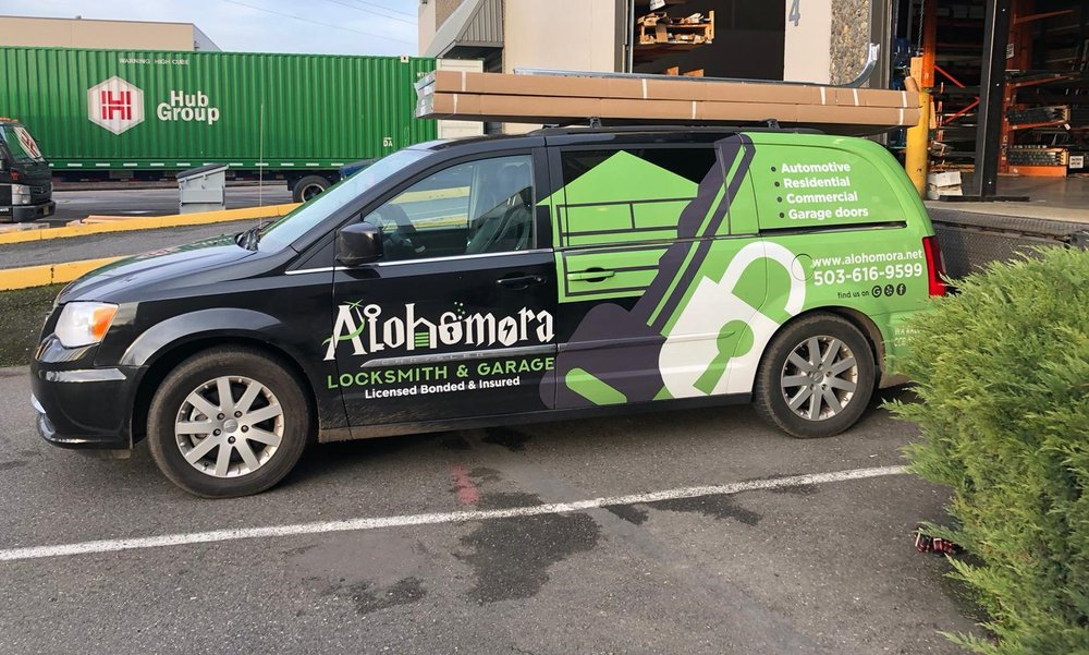 Alohomora Locksmith & Garage Door