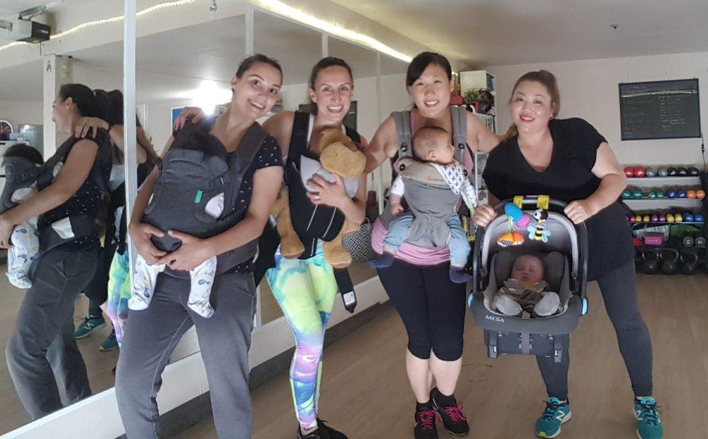 Strong Mama Fitness: Palo Alto, CA