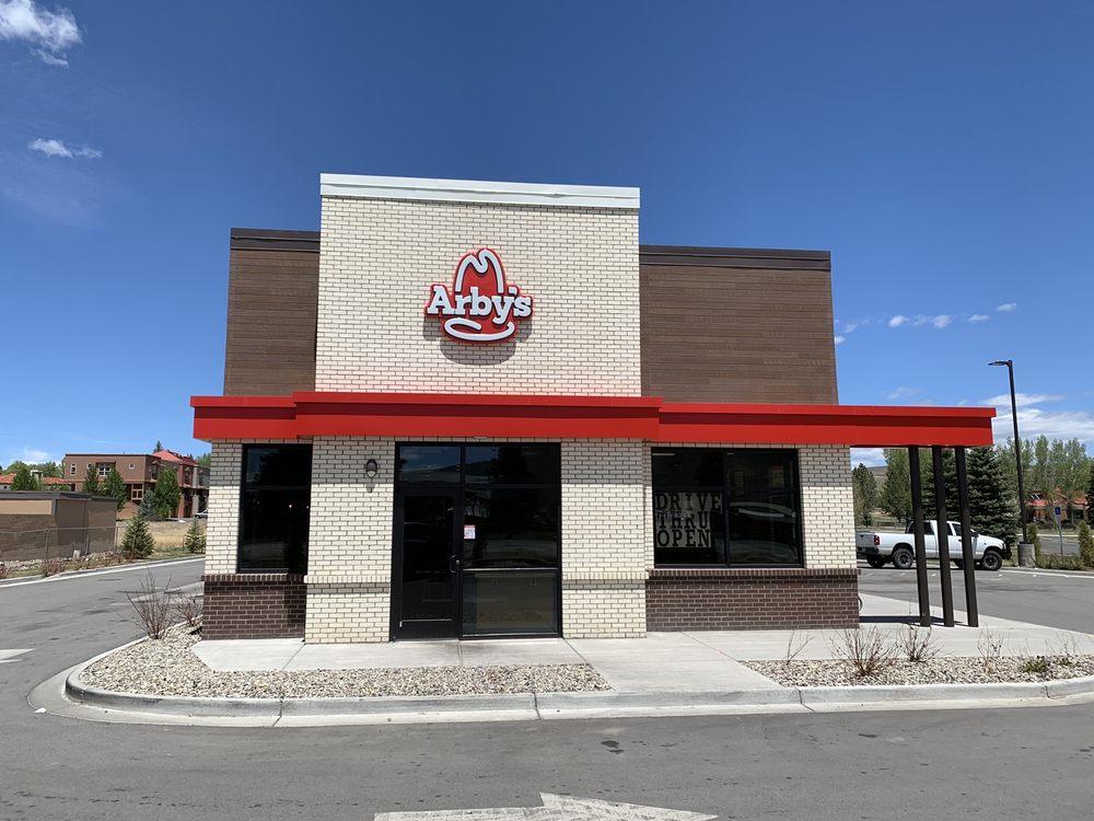 Arby's: 864 E Tomichi Ave, Gunnison, CO