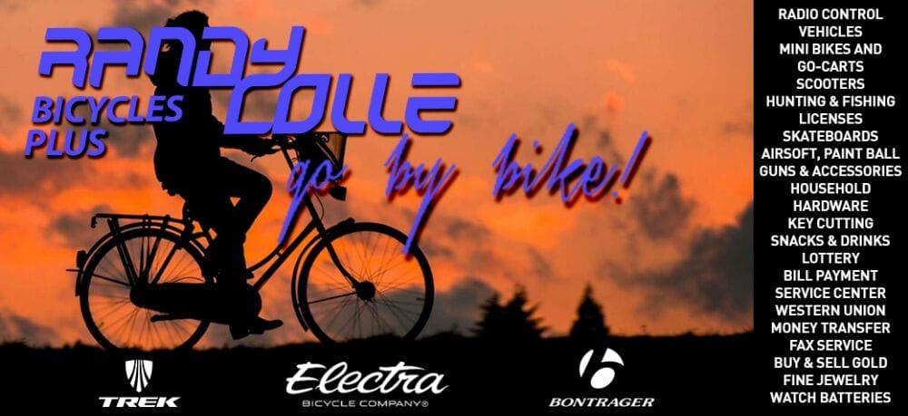 Randy Colle Bicycles Plus: 84 E Commerce St, Bridgeton, NJ