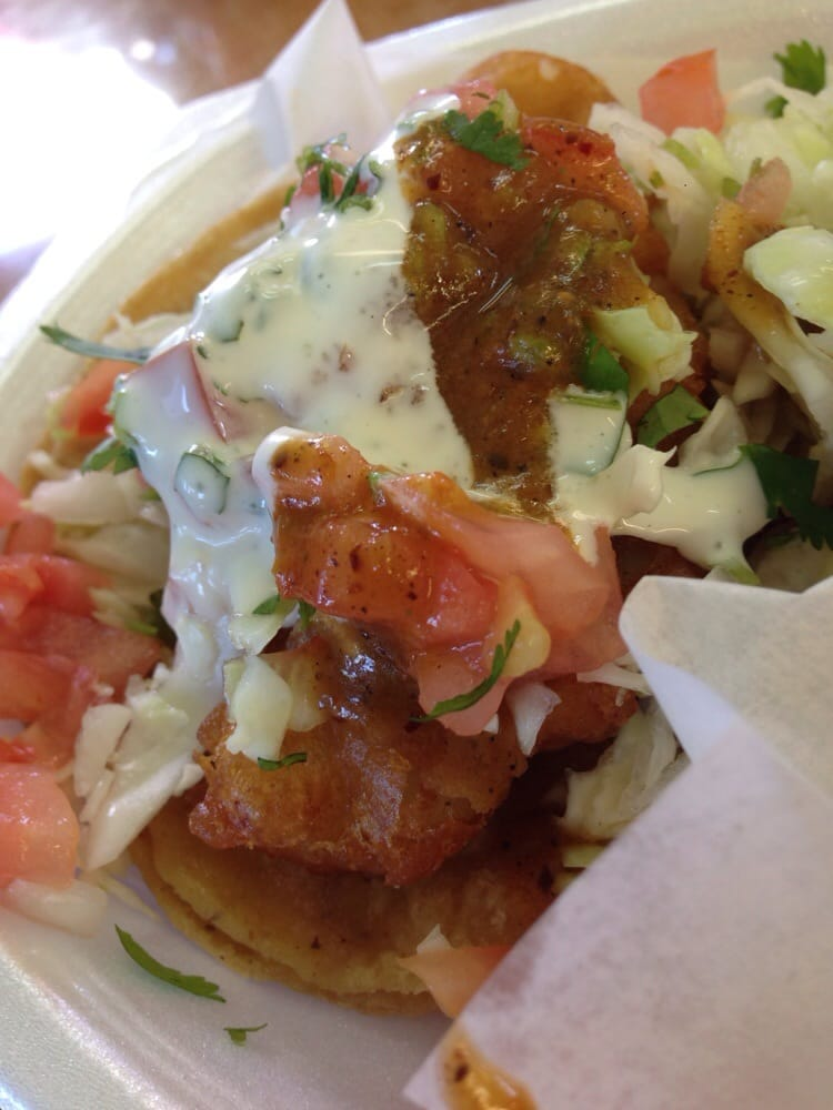 Best fish tacos in whittier yelp for Best fish for fish tacos