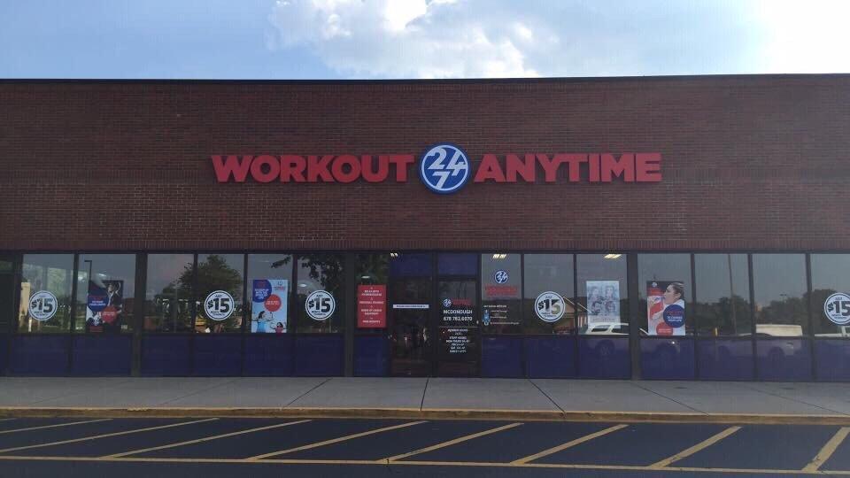 Workout Anytime McDonough