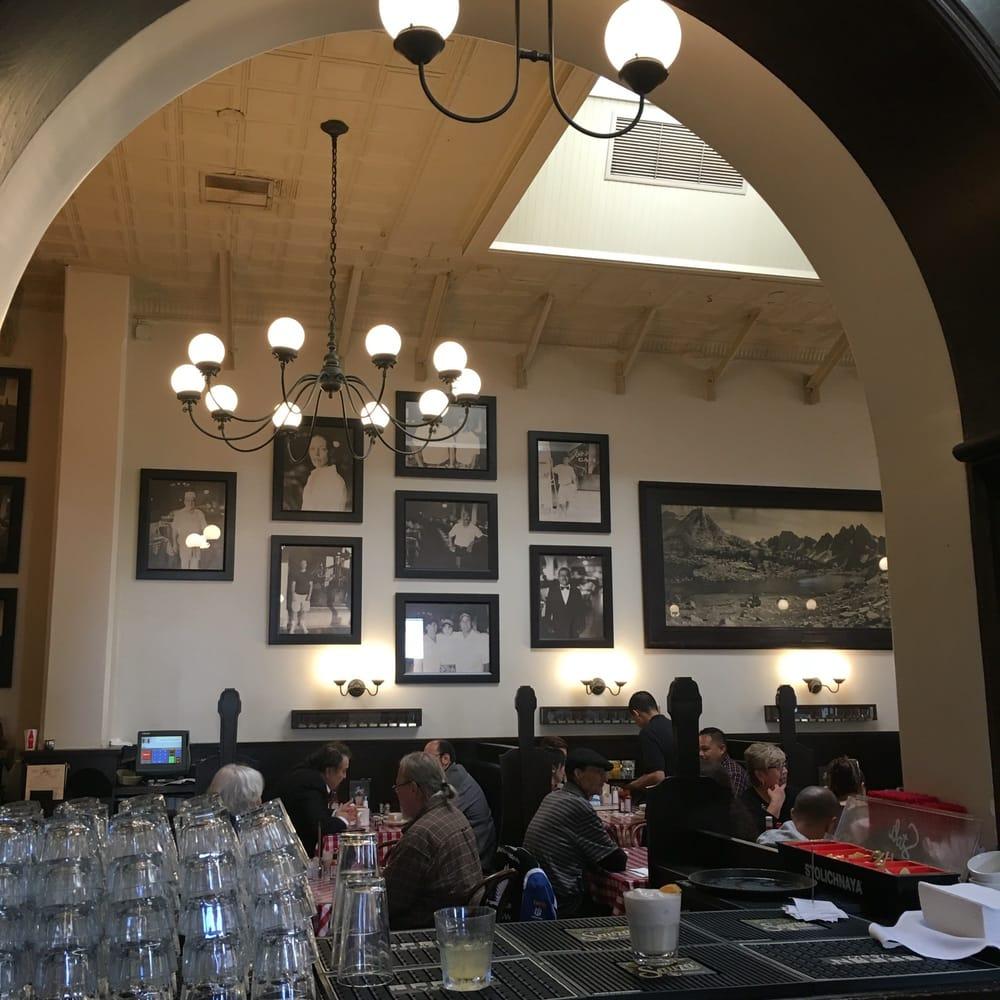 Joe S Cafe Menu Santa Barbara