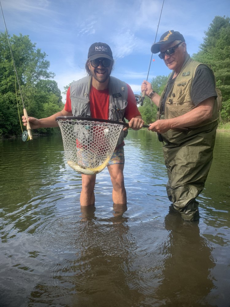 Social Spots from Berkshire Rivers Fly Fishing