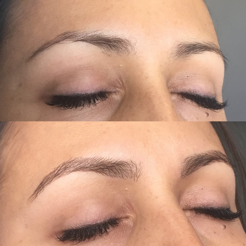 Gorgeous Eyebrow Extensions Yelp