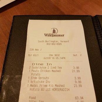 Windjammer Restaurant 99 Photos 200 Reviews Steakhouses 1076 Williston Rd South Burlington Vt Phone Number Yelp