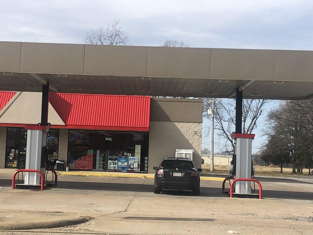 Citgo Food Mart: 703 N Oak Ave, Ruleville, MS