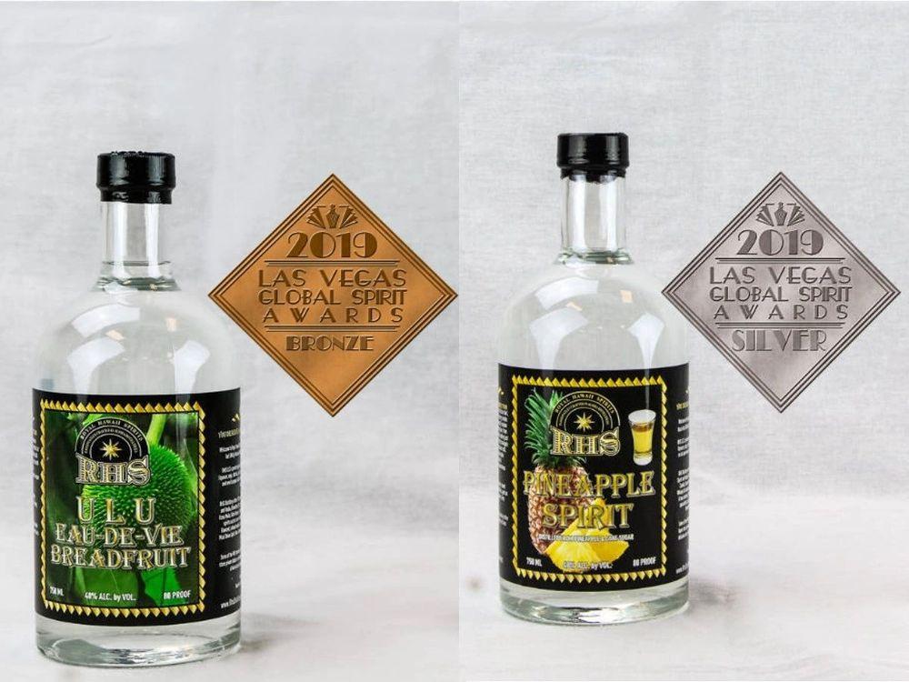 Social Spots from Rhs Distillery