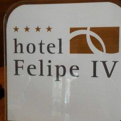 Hotel Felipe IV - 10 Fotos - Hotel - Calle Gamazo, 16, Valladolid ...
