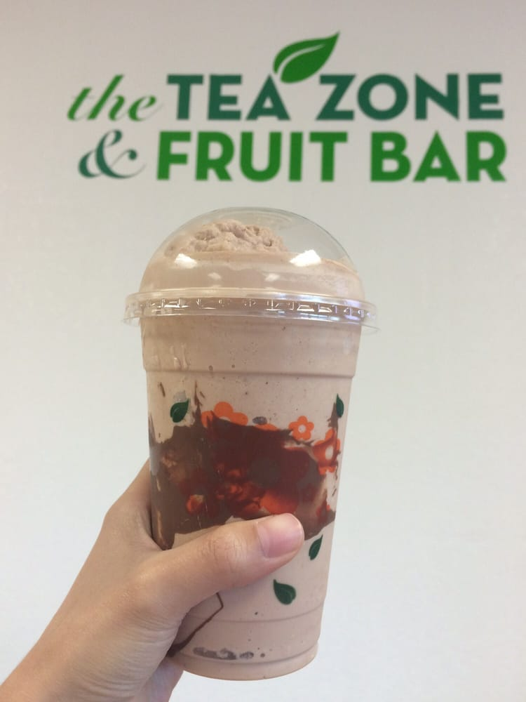 Nutella milkshake yelp for Food bar t zone