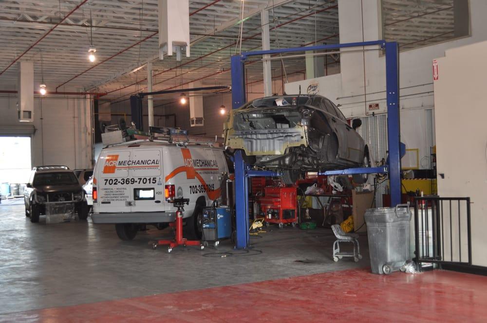 Updated auto repair body paint 86 photos 43 reviews for Auto paint shop las vegas