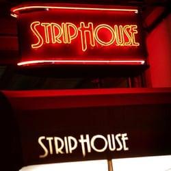 Strip House New Jersey Restaurant