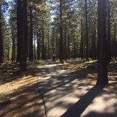 Photo of New Shady Rest Campgrounds - Mammoth Lakes, CA, United States. It