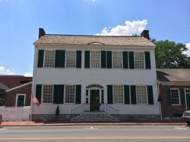 Social Spots from Ephraim McDowell House and Apothecary