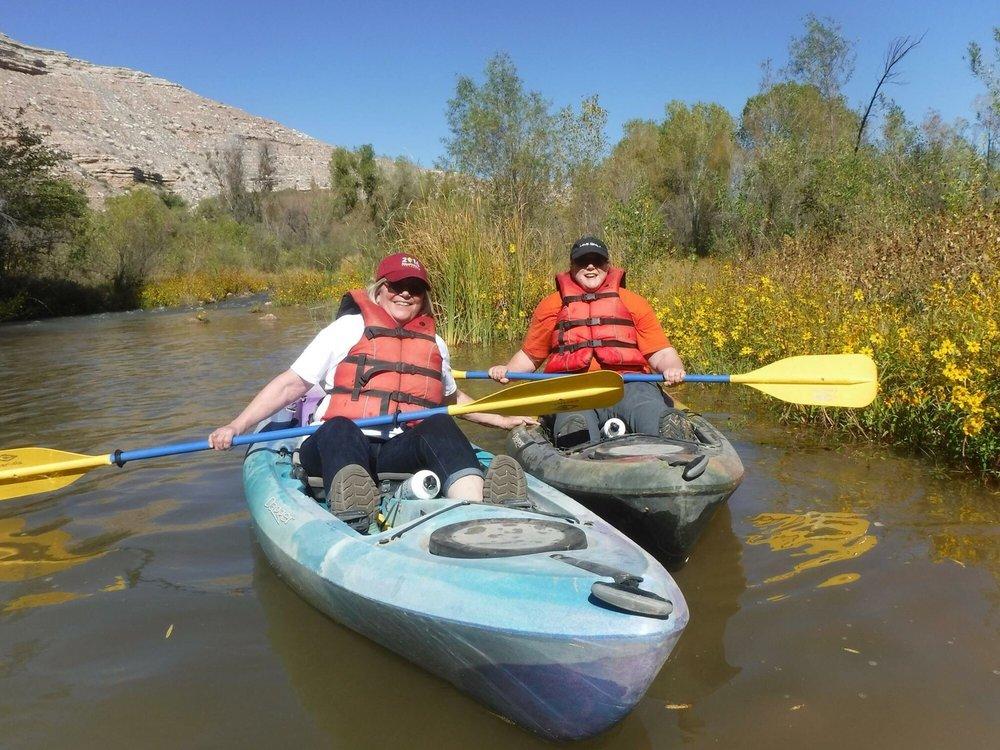 Clarkdale Kayak: 920 Main St, Clarkdale, AZ