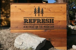Refresh on the Mountain: 536 S Dart Canyon Rd, Crestline, CA