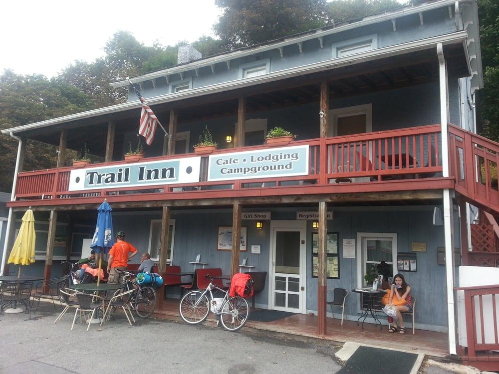 Trail Inn Cafe Hoteller 20 Depot Rd Frostburg Md