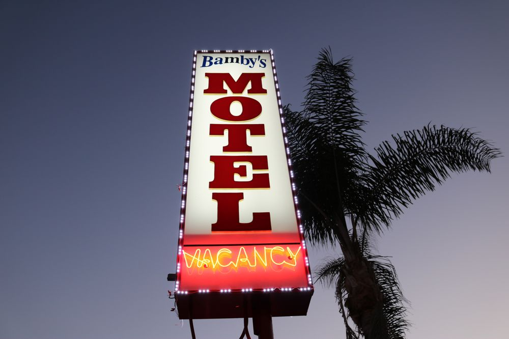 Bamby's Motel: 2192 S Atlantic Blvd, Los Angeles, CA