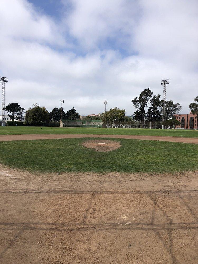 Moscone Baseball Fields