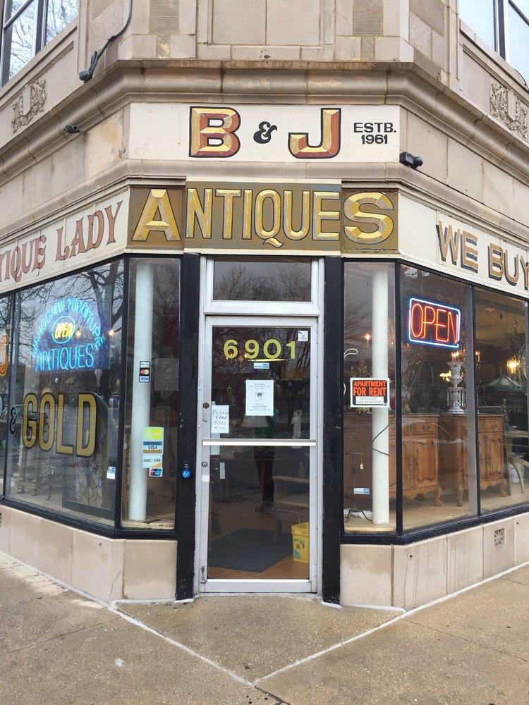 B J Antiques